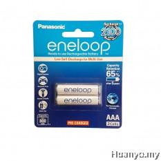 Panasonic Eneloop Rechargeable Battery - AAA size