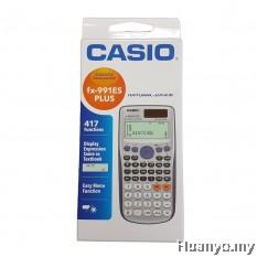 Casio Scientific Calculator FX-991ES Plus (Solar Powered)