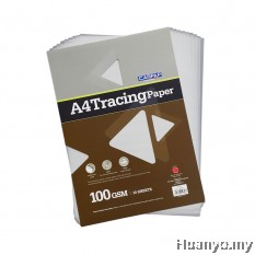 CAMPAP A4 Tracing Paper 100gsm  - 10 Sheet/Pack