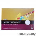 CAMPAP Acrylic Painting Paper 360gsm (305 X 458MM)