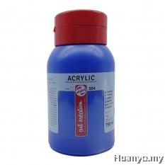 Royal Talens Acrylic Colour - UltraMarine (750ML)