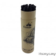 Kuelox Natural Charcoal 20pcs  (5-7mm)