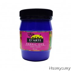 D'Arte Fabric Paint (Marine Blue)