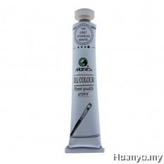 Marie's Oil Colour 50ml (106 Zinc Titanium White )