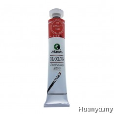 Marie's Oil Colour 50ml (314 Bright Red)