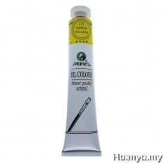 Marie's Oil Colour 50ml (215 Lemon Yellow)