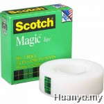 3M Scotch 810 Invisible Adhesive Magic Tape 19mm x 33m