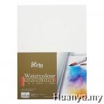 Campap Arto Watercolour A4 Painting Paper 300gsm/10pcs (Cotton)