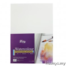Campap Arto Watercolour A3 Painting Paper 300gsm/10pcs (Cellulose)
