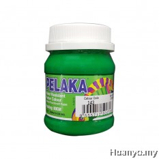 Pelaka Mural Poster Colour Emerald Green (No.143) - 80g