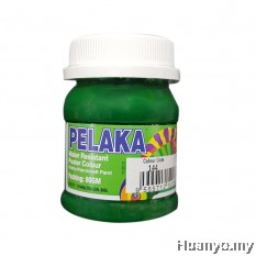 Pelaka Mural Poster Colour Green (No.144) - 80g