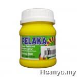 Pelaka Mural Poster Colour Lemon Yellow (No.110)- 80g