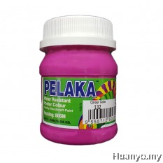 Pelaka Mural Poster Colour Pink (No.132 - Special Colour) - 80g