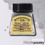 Winsor & Newton Drawing Ink - Silver (14ml)