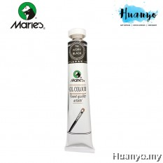 Marie's Oil Colour 50ml (792 Ivory Black)