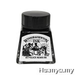 Winsor & Newton Drawing Ink - Black(14ml)