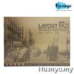 Masterprint Layout Pad A3 70gsm - 30 sheets