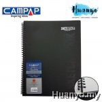 Campap Arto Wire-O PP Creative Sketch Book A4 110gsm