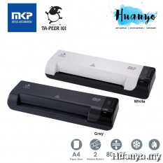MKP Office Laminate / Laminating / Laminator Machine TA-PEER 101 (A4 size , 80-125 microns)