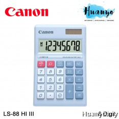 Canon Calculator LS-88HI III (Pastel Blue)