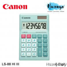 Canon Calculator LS-88HI III (Pastel Green)