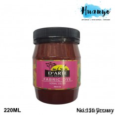 D'Arte Fabric Paint (Brown)