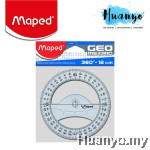 Maped Geometric Protractor 360 degrees