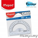 Maped Geometric Protractor 180 degrees